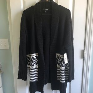 New with Tags - Thick Cardigan Sweater